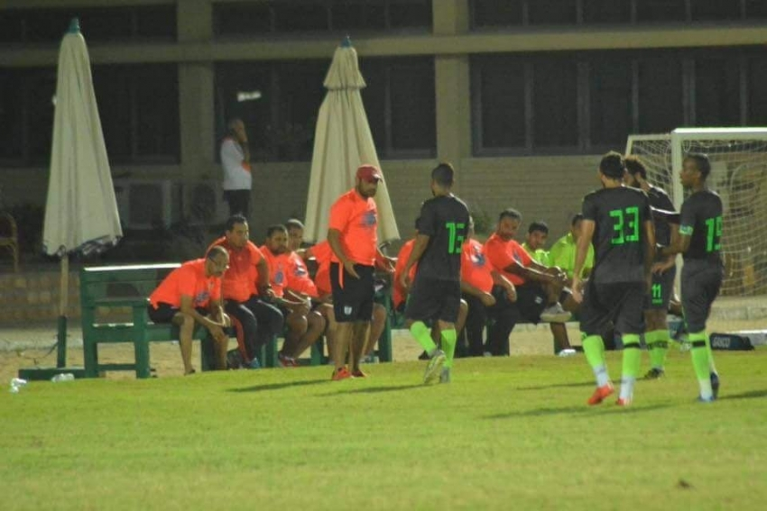 السويس ينهى معسكر الاسكندرية وياسر رضوان يمنح اللاعبين راحة 72 ساعة