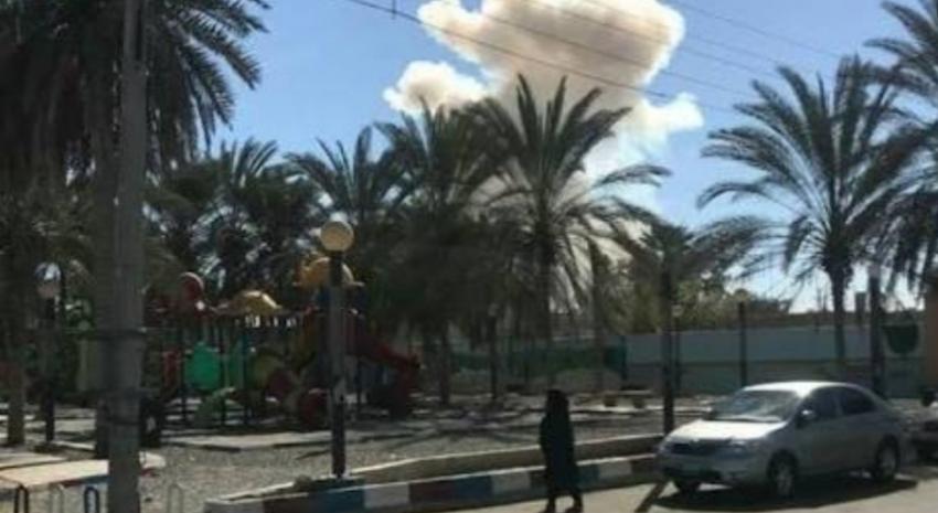 عملية إنتحارية بايران تسفر عن مقتل عشرون