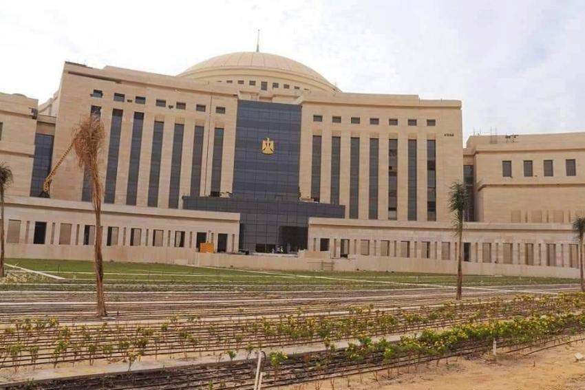 مجلس النواب الجديد أيقونة الحي الحكومي في العاصمة الإدارية الجديدة