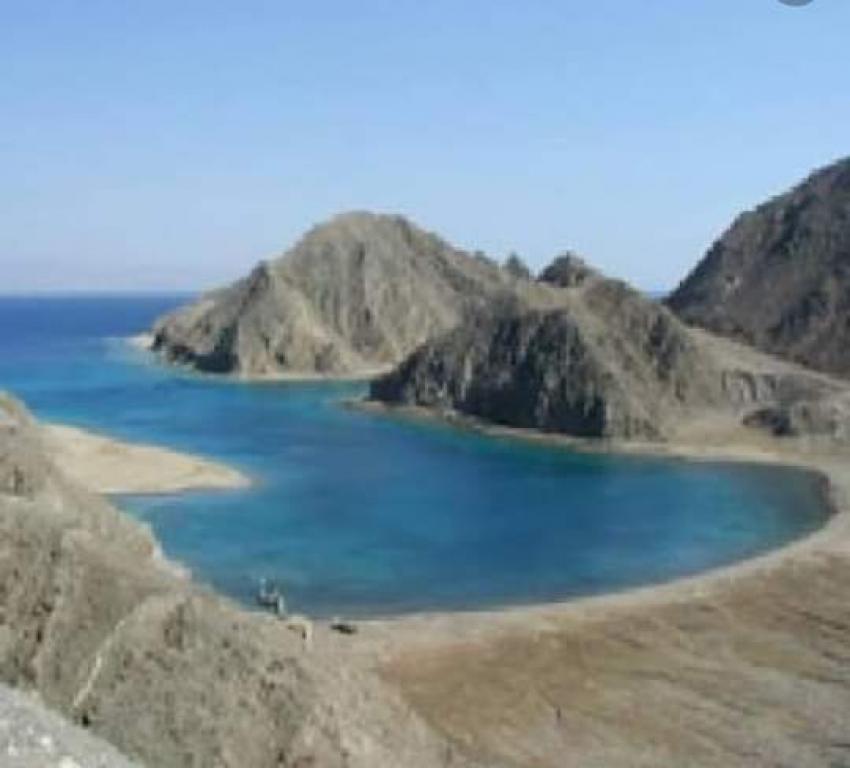 """جمال الطبيعة فى مصر """"محمية وادى أبو جالوم"""" جنوب سيناء"""