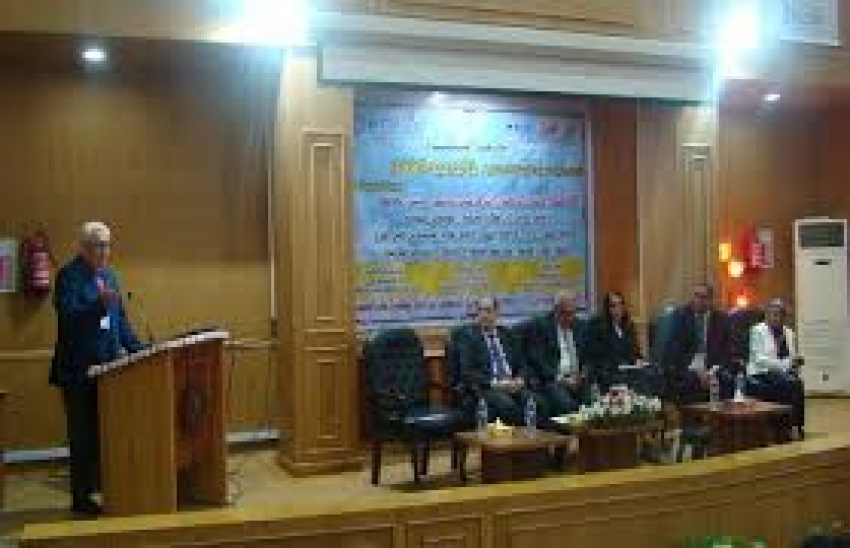 افتتاح المؤتمر العلمي الدولى للخلايا الجذعية والملتقى المصري الفرنسي بالمنصورة